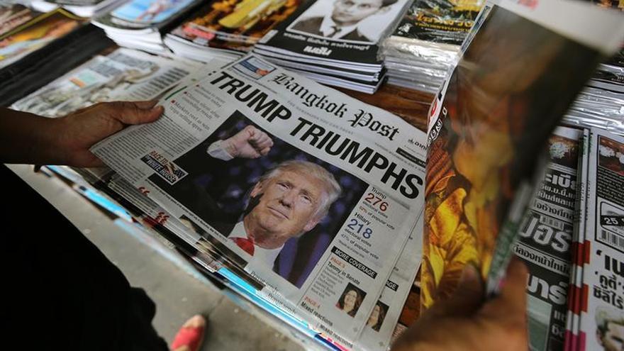 """FAES espera que """"verborreico Trump"""" dé paso a """"un nuevo Trump presidencial"""""""
