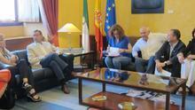 Organizaciones sociales trasladan al Parlamento de Andalucía su renta básica