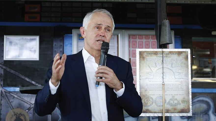 """Australia pide a Trump que mantenga la """"Pax americana"""" en Asia-Pacífico"""