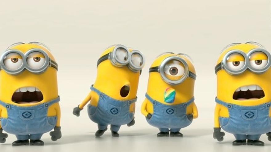Los Minions (Universal)
