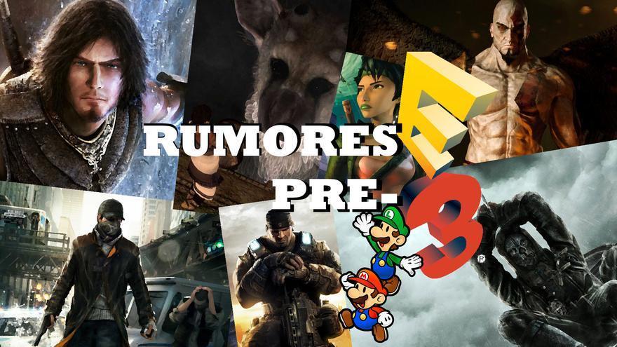 Rumores E3 2015