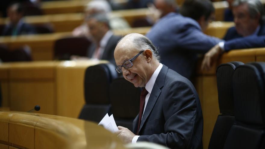 """Montoro defiende su regularización fiscal"""" en el Senado: """"Ningún defraudador puede estar tranquilo hoy"""""""