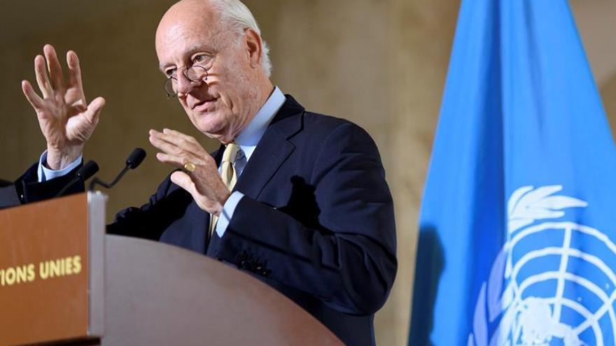 EE.UU. dice que sin distribución de ayuda humanitaria el acuerdo en Siria peligra