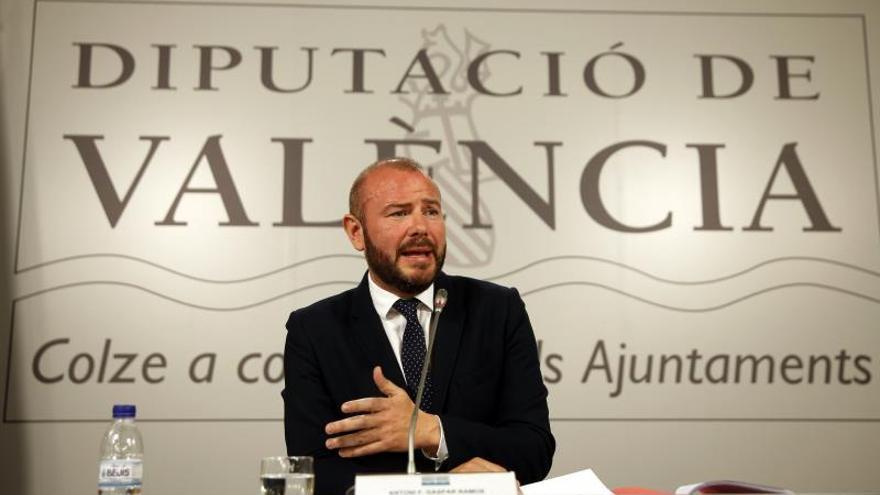 El PSPV propone a Toni Gaspar como sustituto de Rodríguez en la Diputación