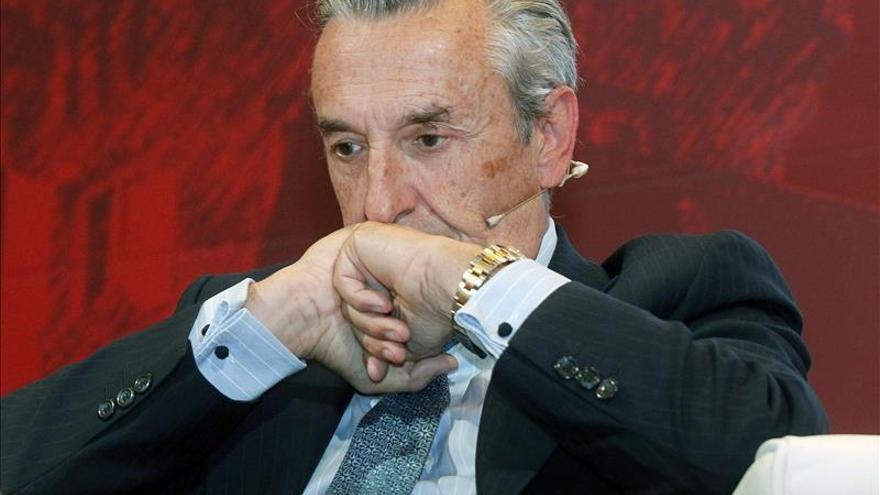 El presidente de la Comisión Nacional de los Mercados y Competencia (CNMC), José María Marín. / Foto: EFE