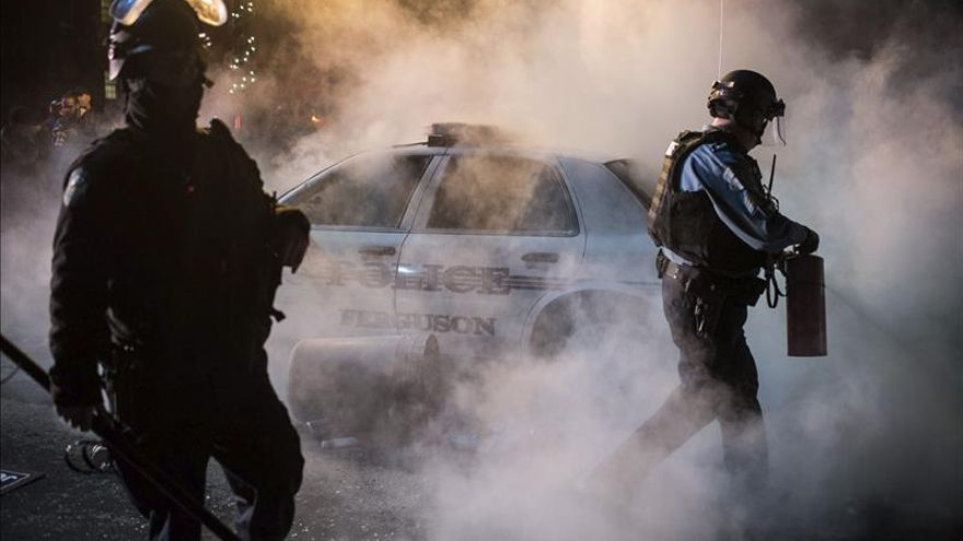 Dimite el jefe de la policía de Ferguson