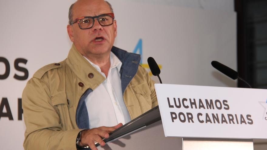 """CC ve """"tibia"""" la posición del Gobierno con la delimitación de Marruecos y le exige que cumpla el Estatuto de Canarias"""