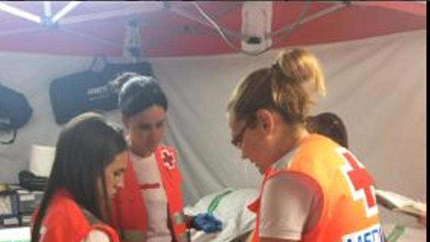Cruz Roja Olivenza