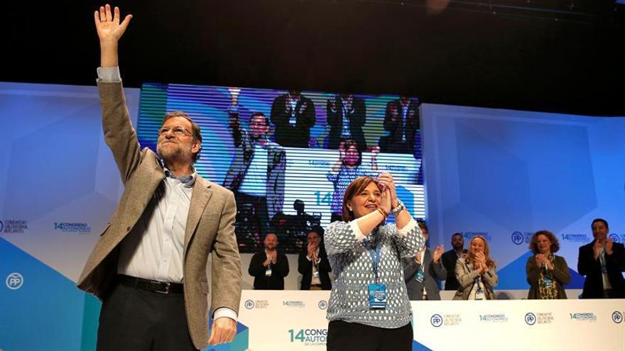 """Rajoy: """"Ya podemos hacer algo más que cuando estábamos en la indigencia"""""""