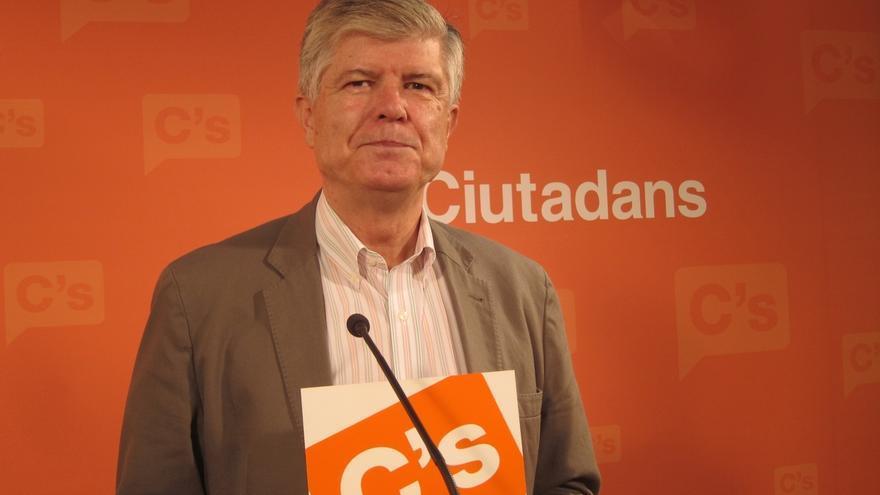 """Ciudadanos dice que la segunda vuelta la plantea el """"bipartidismo"""" y recuerda que se puede gobernar en minoría"""