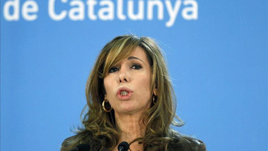 Sánchez Camacho renuncia a la escolta de los Mossos y confía su seguridad a la Policía
