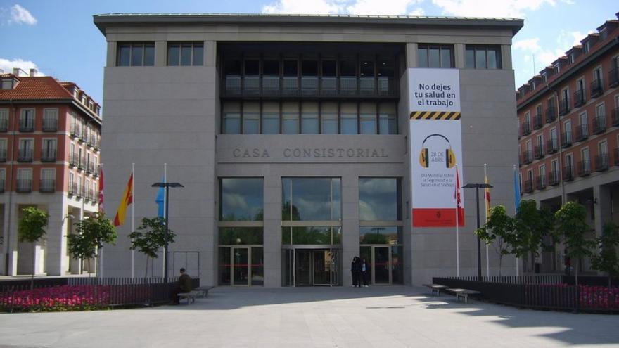 Imagen del Ayuntamiento de Leganés