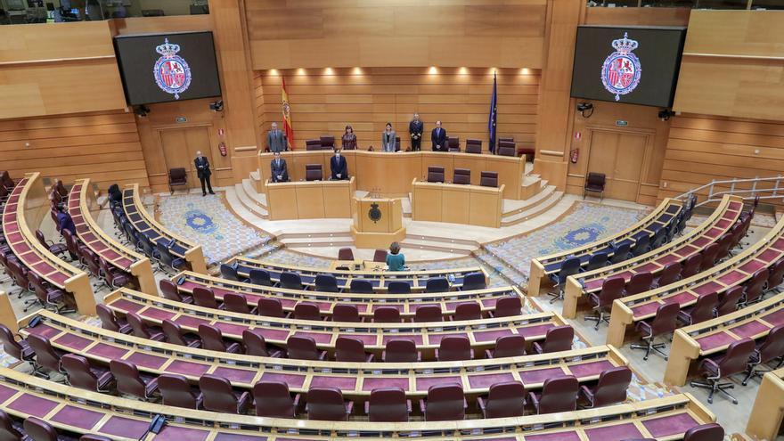 Ciudadanos pide a la presidenta del Senado que los Plenos y comisiones se reanuden de forma telemática