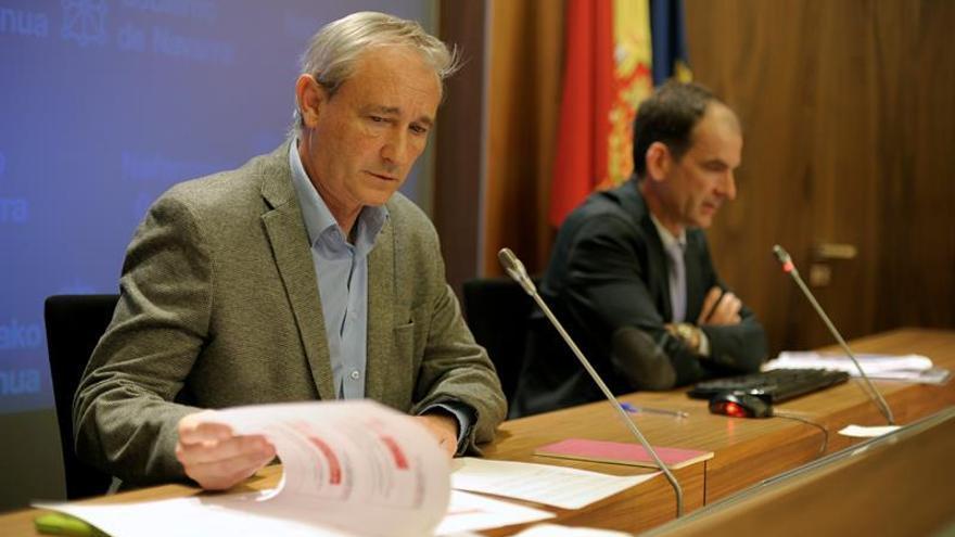 El Gobierno de Navarra espera publicar su lista de morosos el primer semestre de 2017