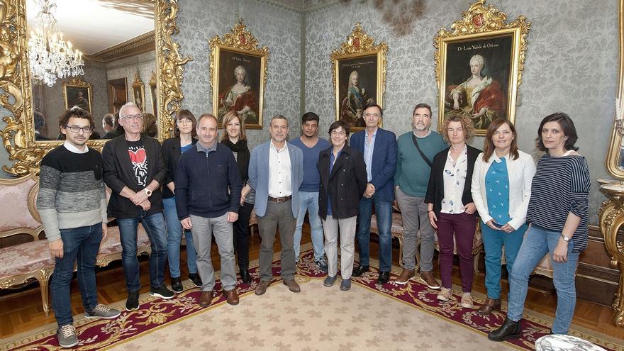 Aprobado un protocolo integral para la mejora de los procesos de acogida a personas refugiadas en Navarra