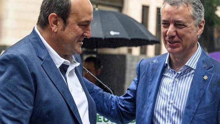 Ortuzar: Pasito a pasito, suave, suavecito, Euskadi fortalece su autogobierno
