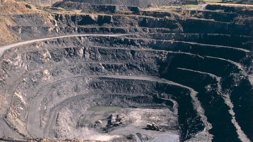 Minas de mercurio en Almadenejos