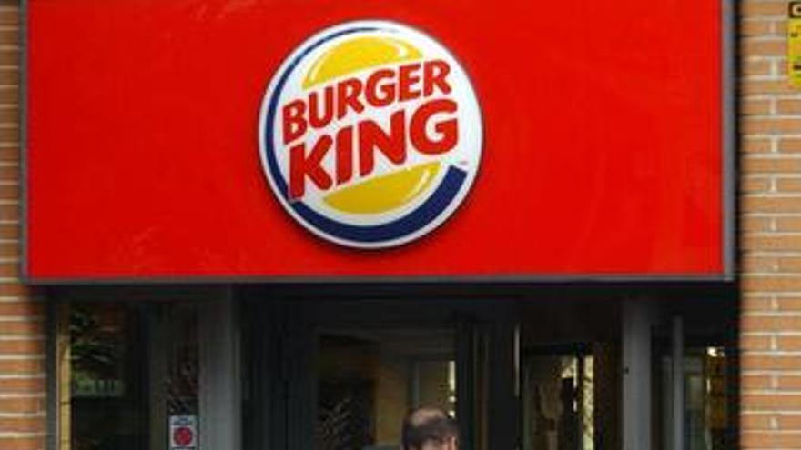 Burger King mantiene su plan de expansión pese a la crisis