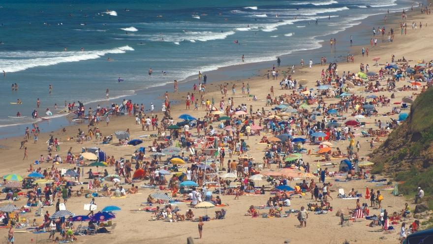 Cantabria espera un verano un poco más cálido de lo normal tras la segunda primavera más soleada en 36 años
