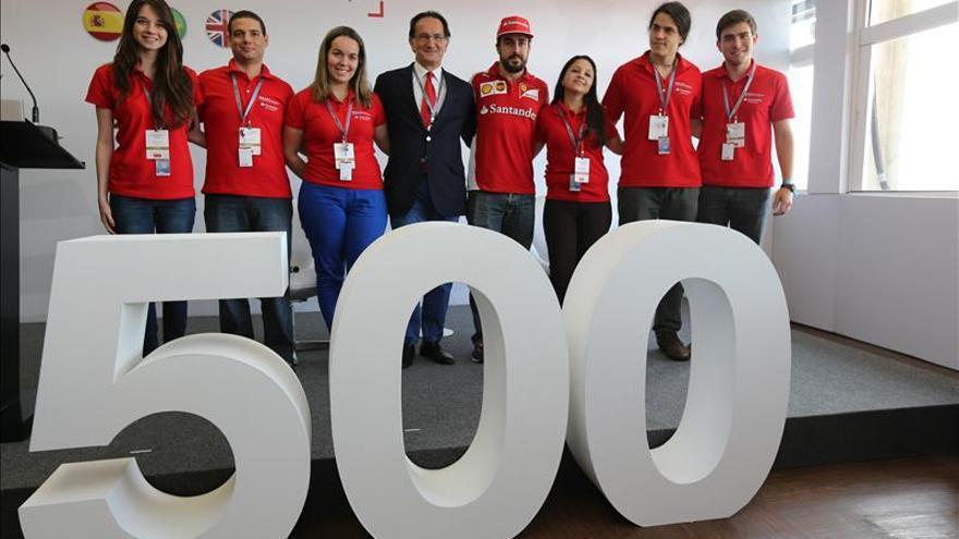 Santander Brasil mantiene su apuesta por la internacionalización universitaria