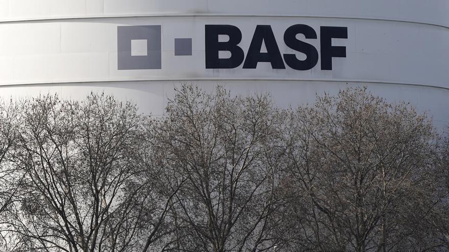 BASF gana hasta marzo 1.718 millones de euros, un 94 % más