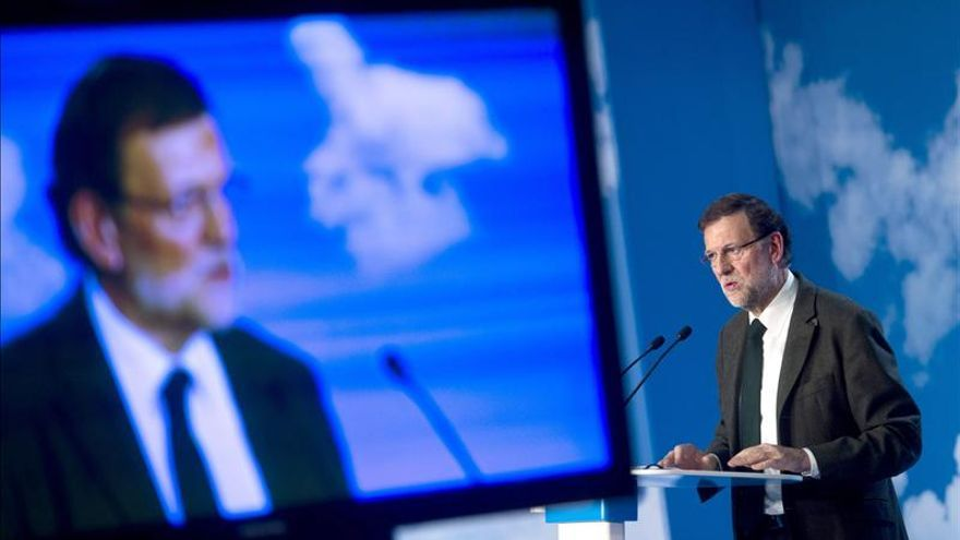 Rajoy acudirá a la Cámara de Comercio de EEUU y verá a Lagarde en Washington