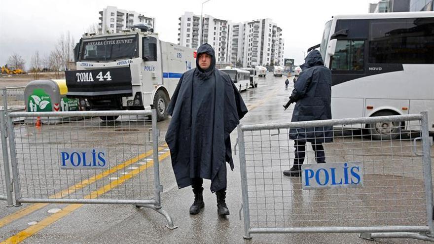 Turquía cita de nuevo al jefe de la Embajada holandesa para exigir disculpas