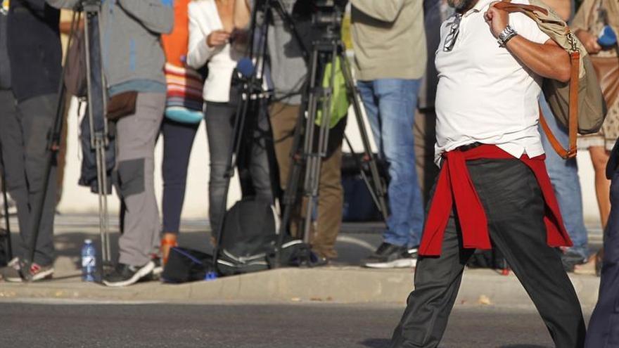 """""""El Bigotes"""" alega dolencias medicas para no estar en el juicio de Gürtel"""