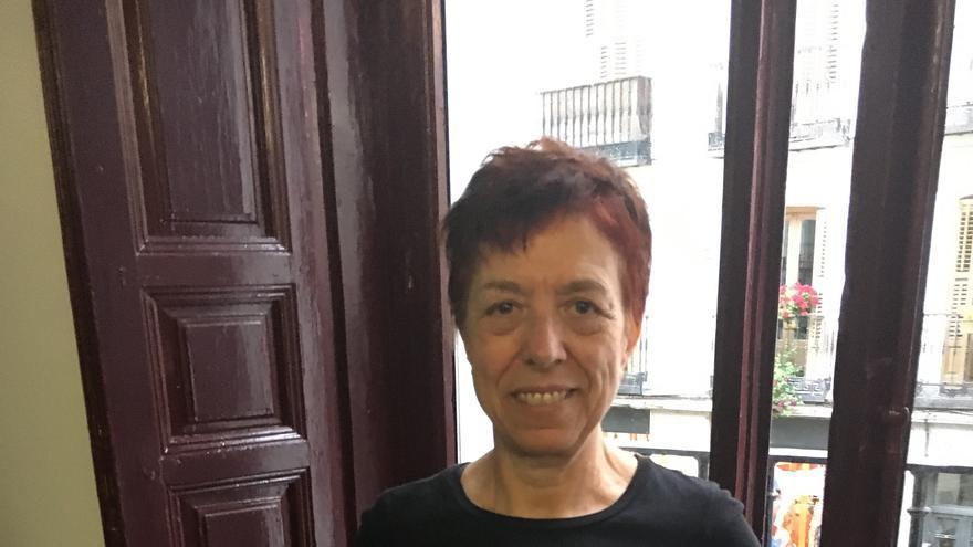 La economista María Pazos.