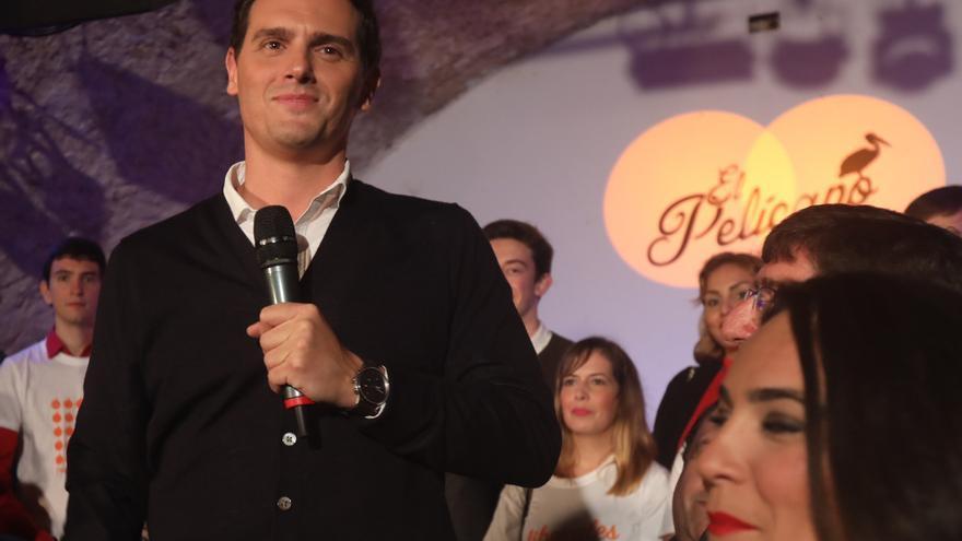 """Rivera afirma que Ciudadanos es quien puede abrir """"el cajón de las reformas"""" y cerrar el de la corrupción"""