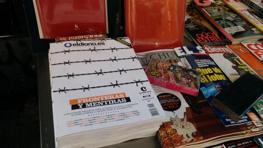 Cuadernos #8 ya está a la venta en quioscos y librerías.