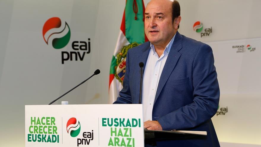 """PNV cree que todavía es posible que los PGE salgan adelante, pero el Govern """"tiene que estar en manos legítimas"""""""