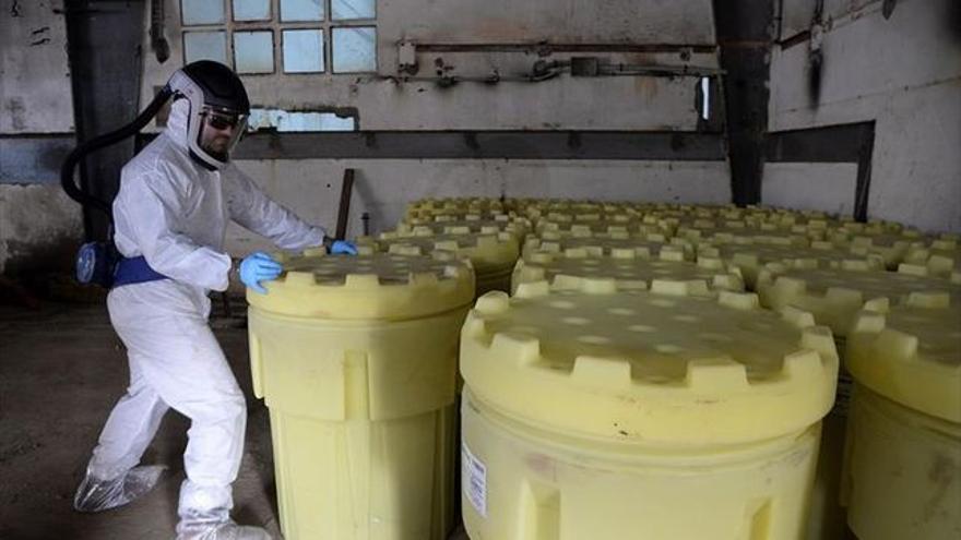 Inquinosa vertió 120.000 toneladas de hexaclorociclohexano (HCH) en las aguas del río Gállego