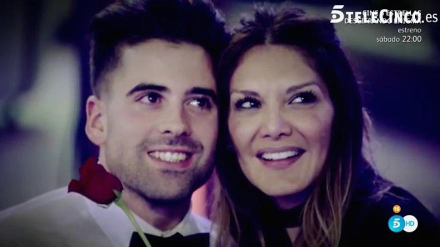 La razón del primer beso entre Ivonne Reyes y Sergio en 'GH VIP'