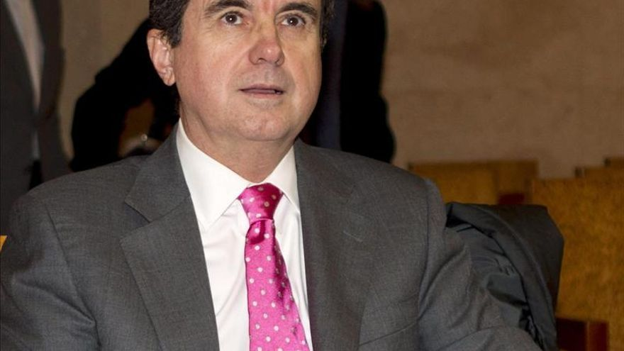 El expresidente del Gobierno balear Jaume Matas ingresa en la cárcel de Segovia