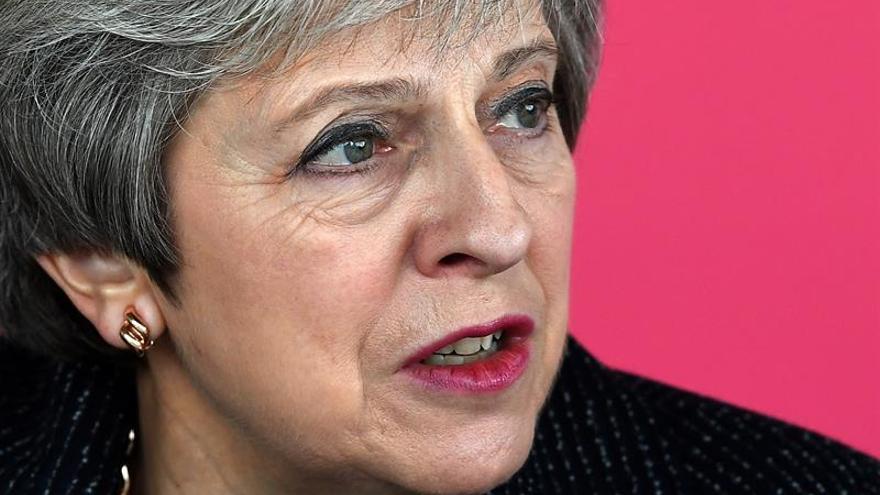 May rechazará un acuerdo que mantenga al país en la unión aduanera indefinidamente