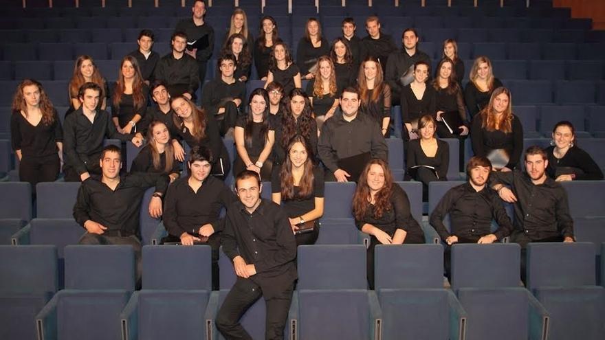 El Coro Juvenil del Orfeón Pamplonés ofrecerá este viernes en Civican un concierto-recital
