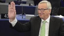El nuevo presidente de la Comisión Europea, Jean-Claude Juncker.