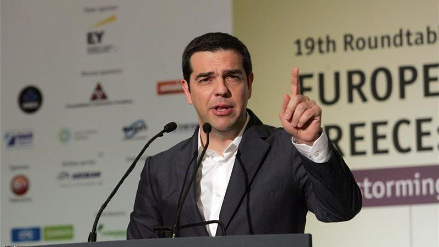 Tras la reunión en Riga, Grecia confía en cerrar el acuerdo a finales de mes