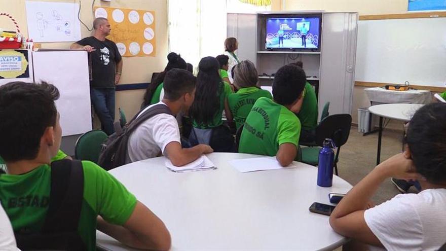 La tecnología permite llevar la educación al Brasil más remoto y olvidado