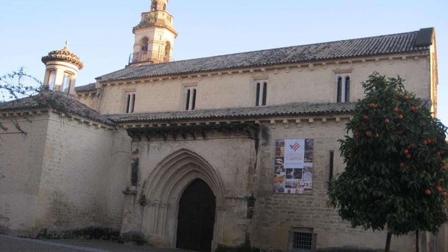 Iglesia de la Magdalena, en Córdoba.