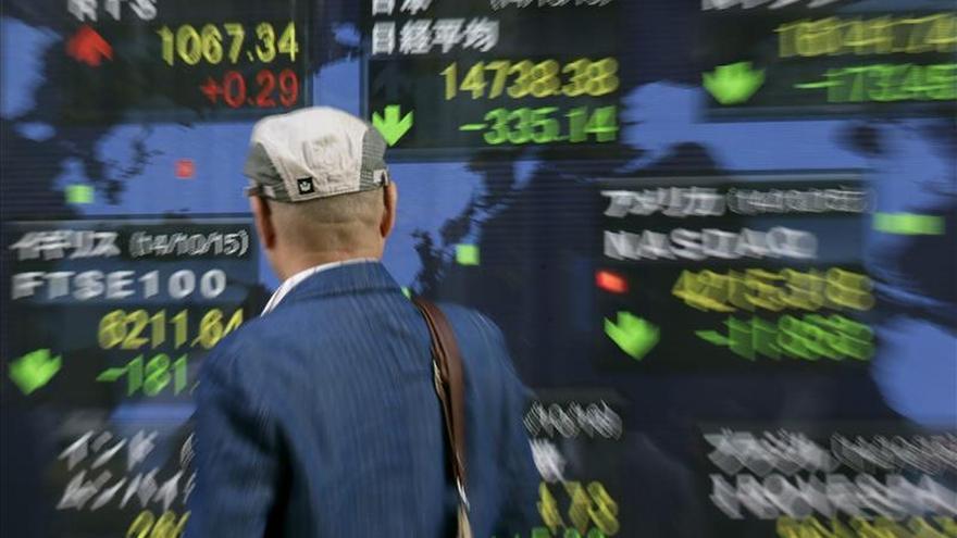 El Nikkei sube un 0,20 por ciento hasta los 19.329,96 puntos