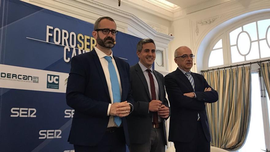 """Zuloaga confía en superar los resultados del 28A y poder formar un """"gobierno monocolor"""" en Cantabria"""