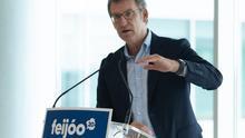 """Feijóo cambia de estrategia por los rebrotes y agita el miedo ante """"las incertezas sanitarias"""" para pedir el voto"""