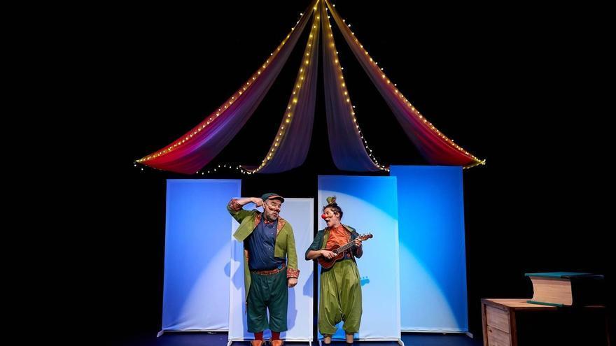 'Un día en el teatro', de Teatro Arbolé.