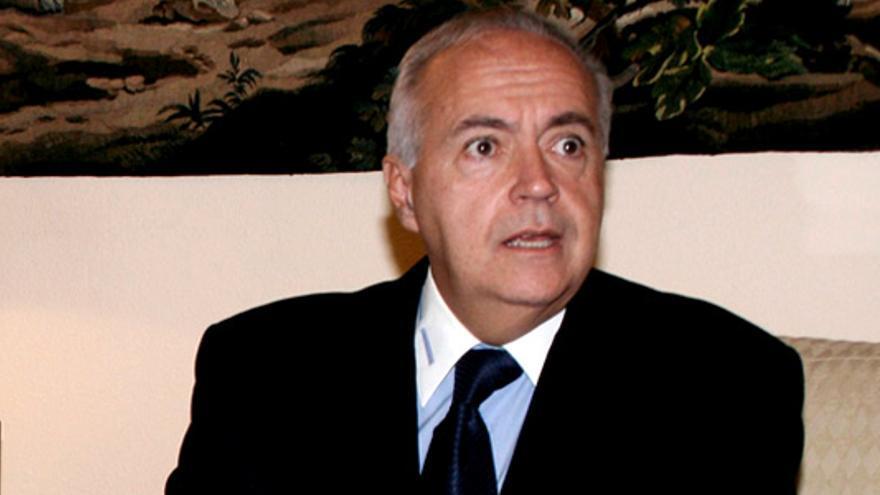 Moreno escenifica ante el juez con billetes falsos