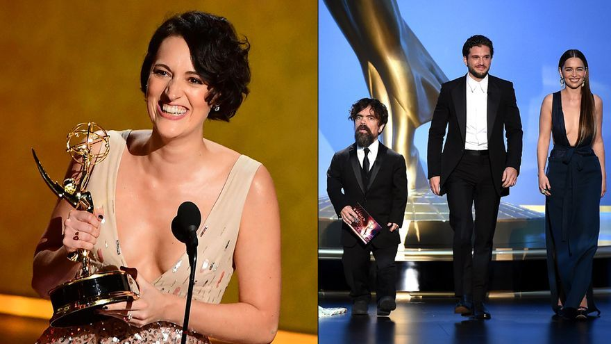 Los Emmy 2019 encumbran a 'Fleabag' y despiden con sabor agridulce a 'Juego de Tronos'