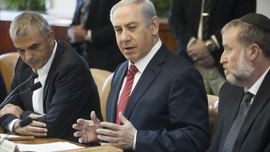 Netanyahu rechaza comparar el terrorismo judío con el palestino