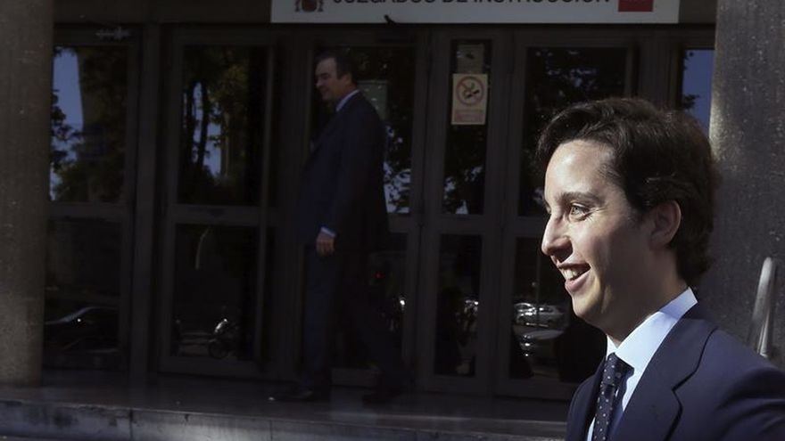 Javier de la Rosa creía que el pequeño Nicolás podía ayudarle a cobrar deudas