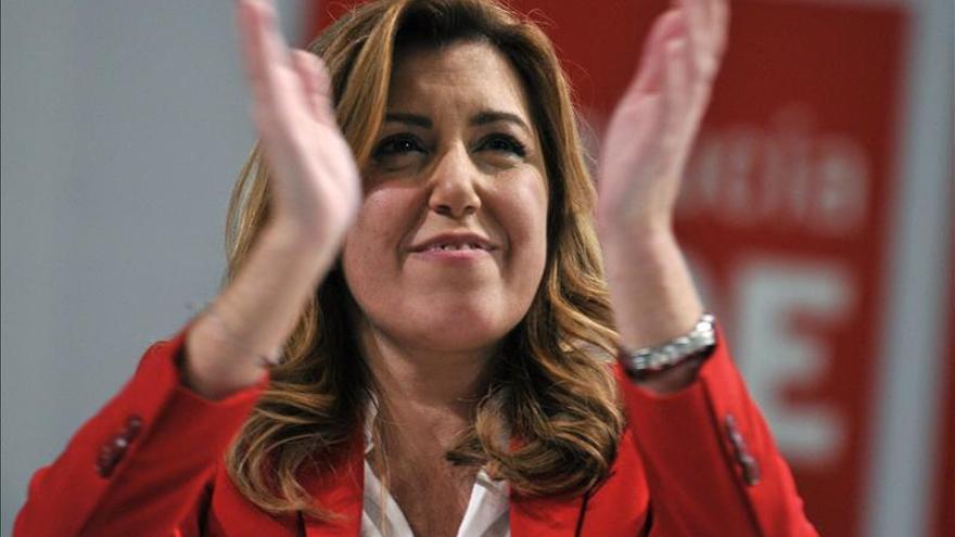 Díaz dice no habrá ajustes que repercutan en los ciudadanos ni en los empleados públicos